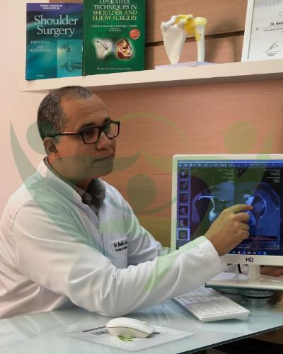 Consulta - Ortopedista JF - O centro do ombro
